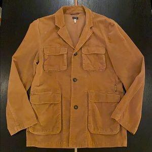 Armani Jeans Men's Corduroy Coat